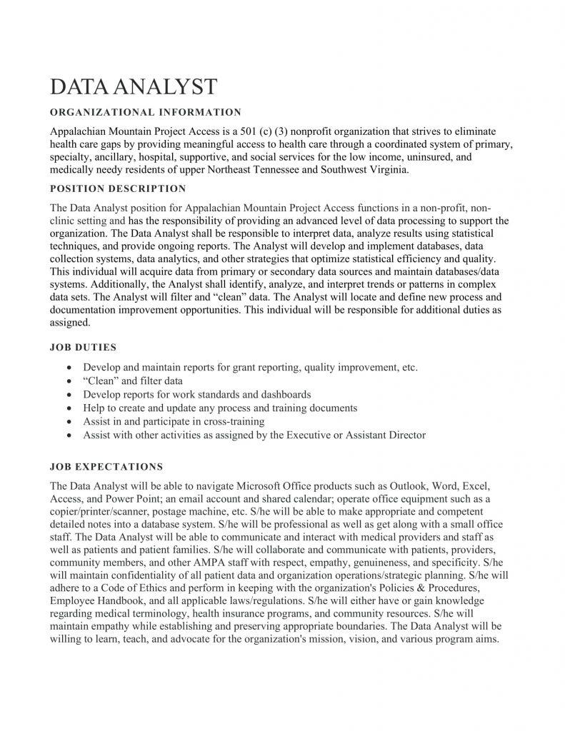 Data Analyst-1